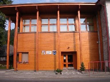 Budova obecniho uradu