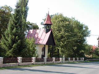 Kaple ve Valasskych Prikazech