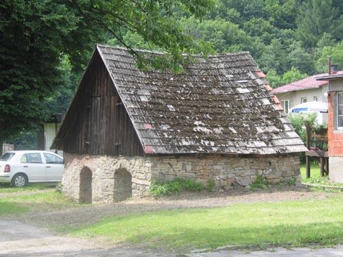 nejstarsi budova v obci
